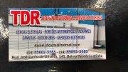 TDR - Segurança eletrônica e Serviços Elétricos